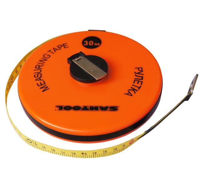 Лента измерительная Santool 050110-030