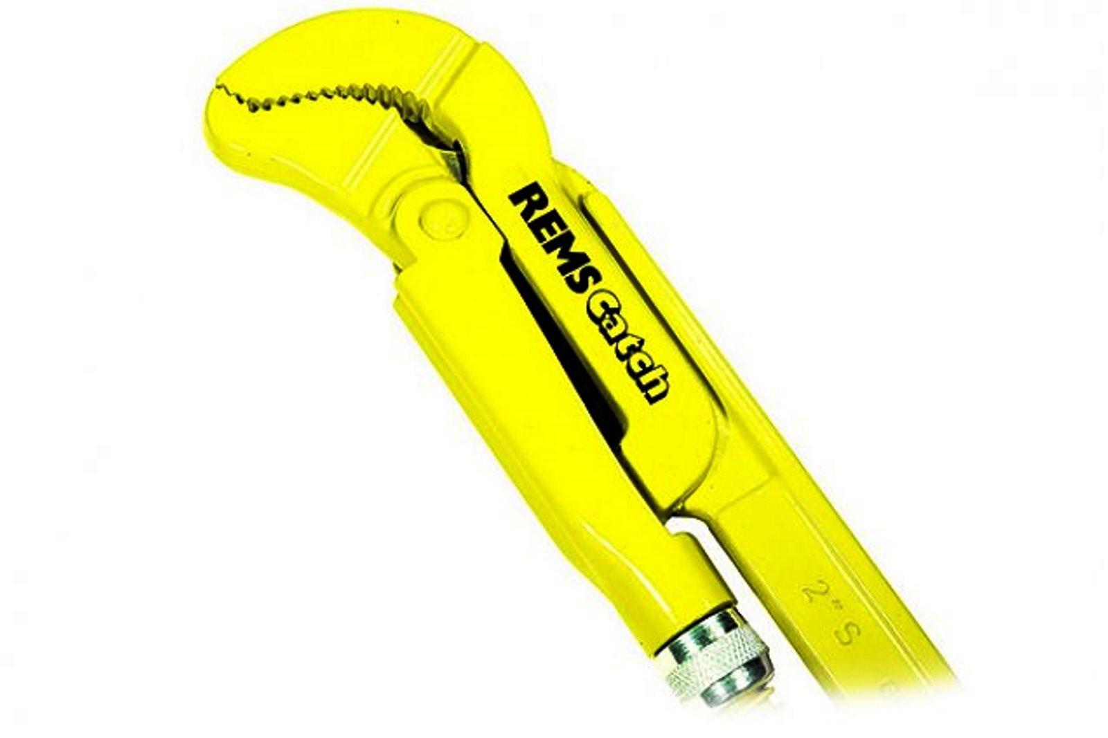 Ключ трубный шведский Rems С 1/2'' 116000