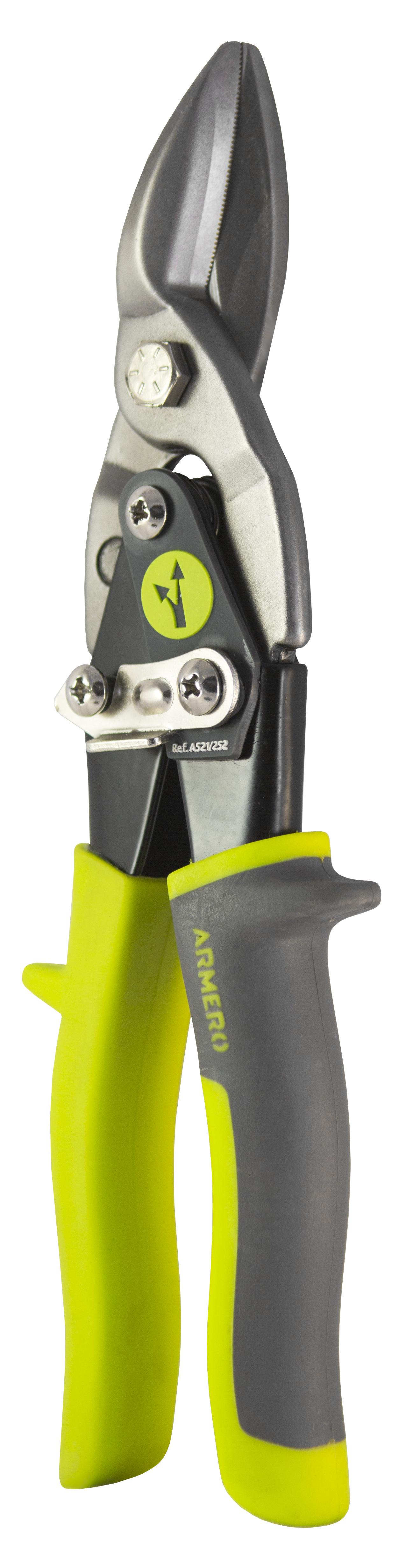 Ножницы по металлу Armero A521-252