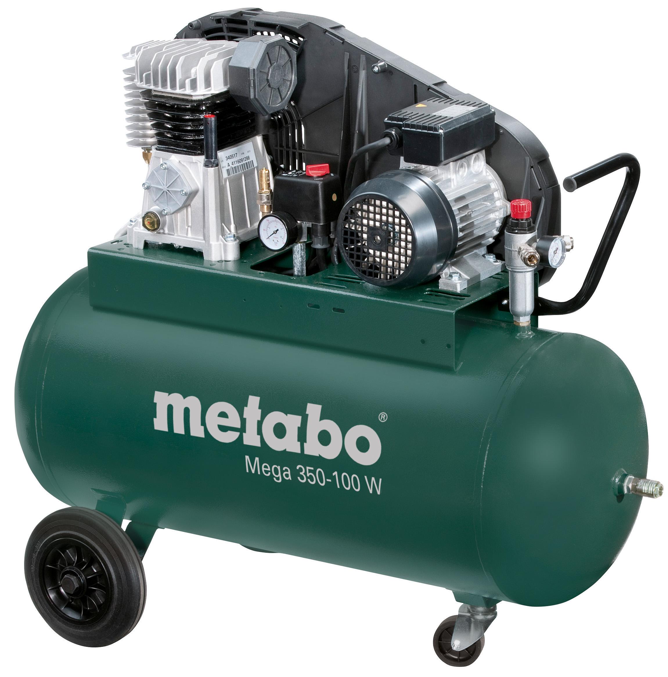Компрессор поршневой Metabo Mega 350-100 d