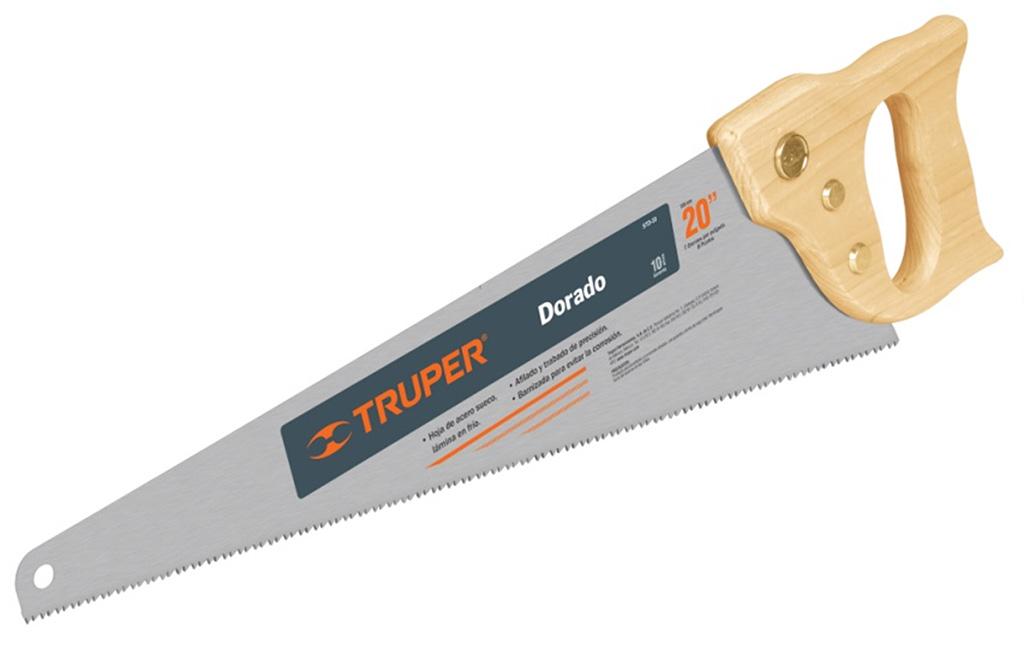 Ножовка по дереву Truper Std-20 18168