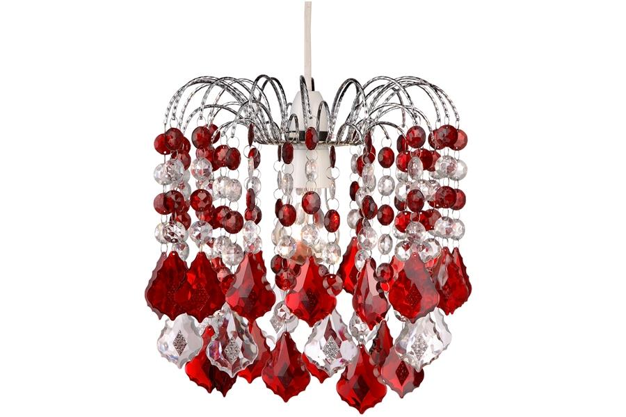 Люстра Lamplandia 159-1 marina red