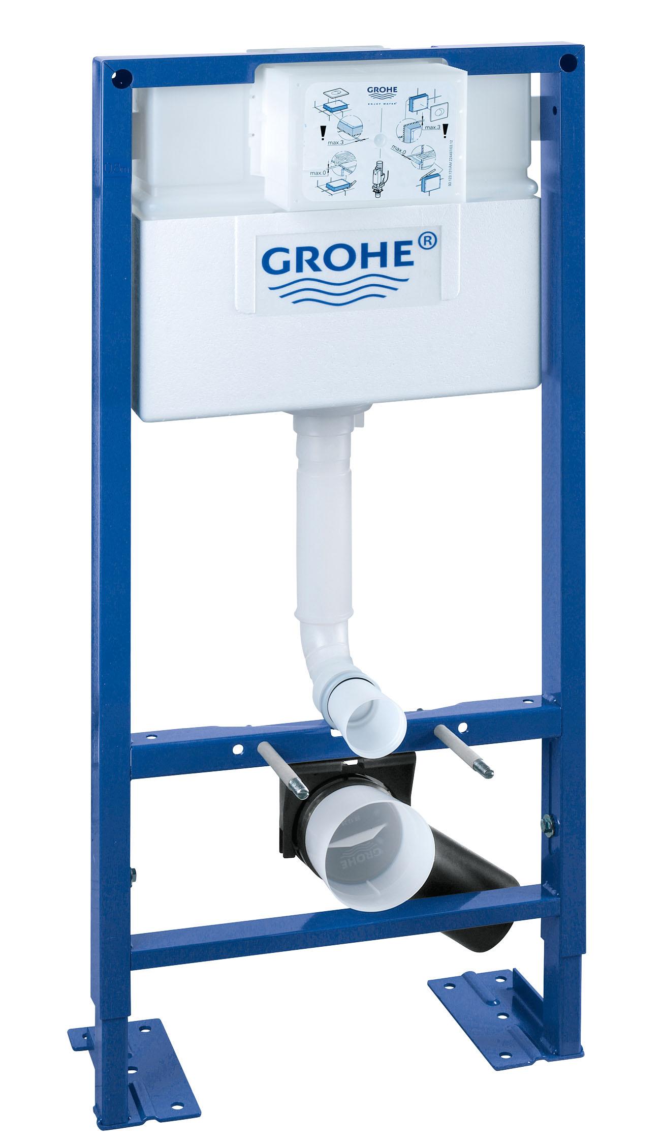 Инсталляция для унитаза Grohe Rapid sl 38586001