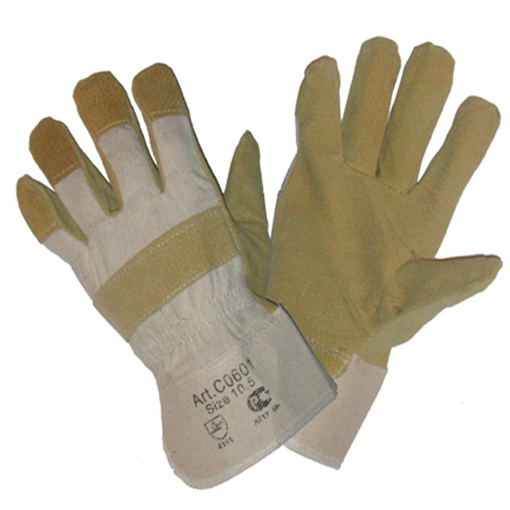 Перчатки спилковые Newton Ангара люкс
