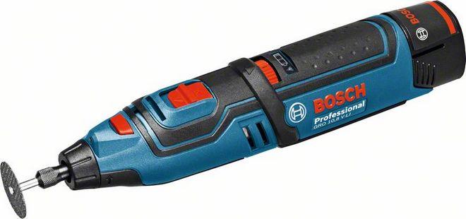 Мини-дрель Bosch Gro 10,8 v-li