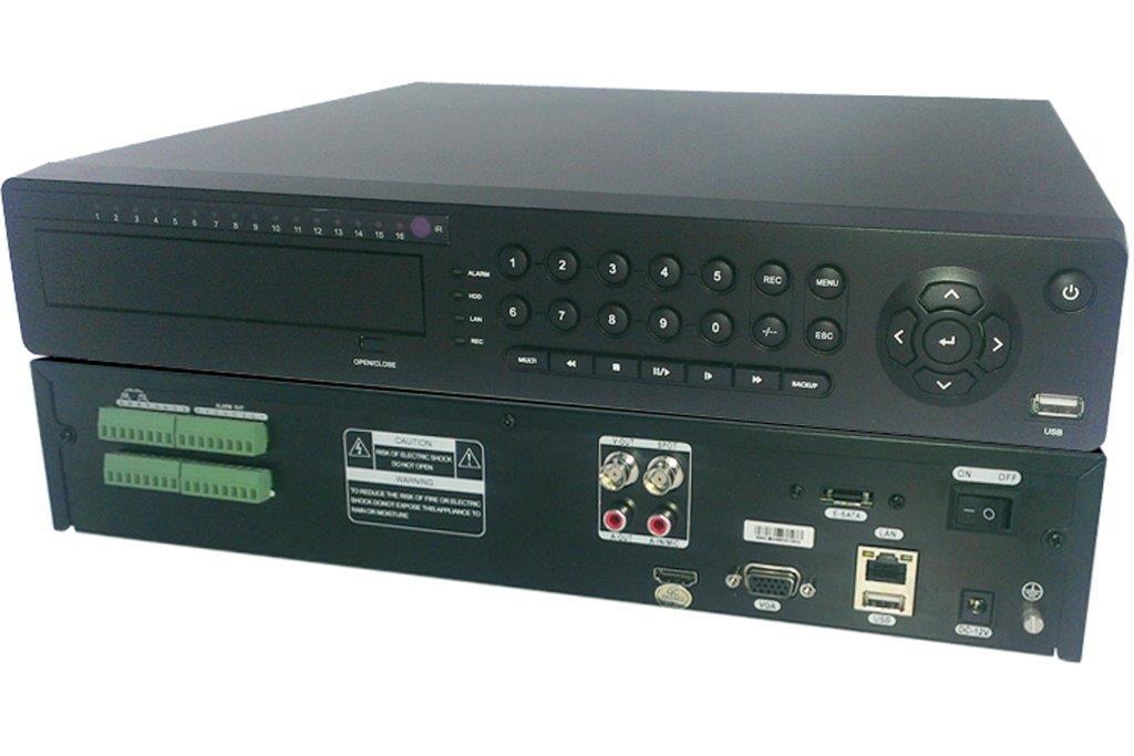 Видеорегистратор Ivue N6316a-h от 220 Вольт