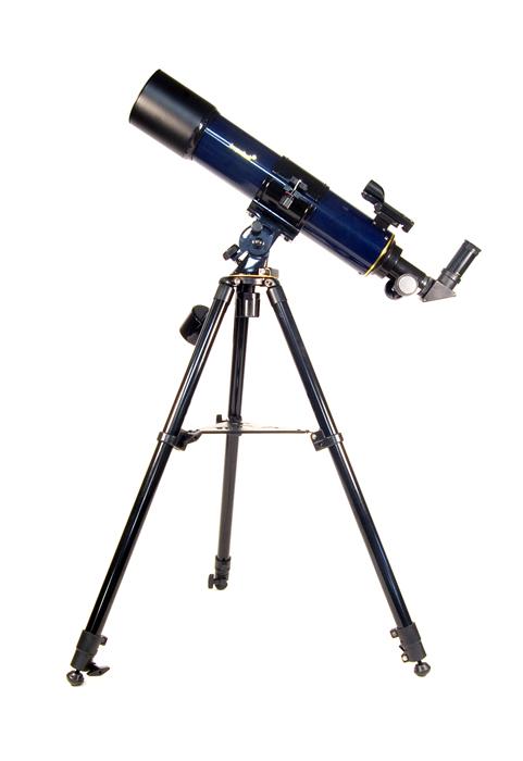 Телескоп Levenhuk Strike 90 plus (ru)