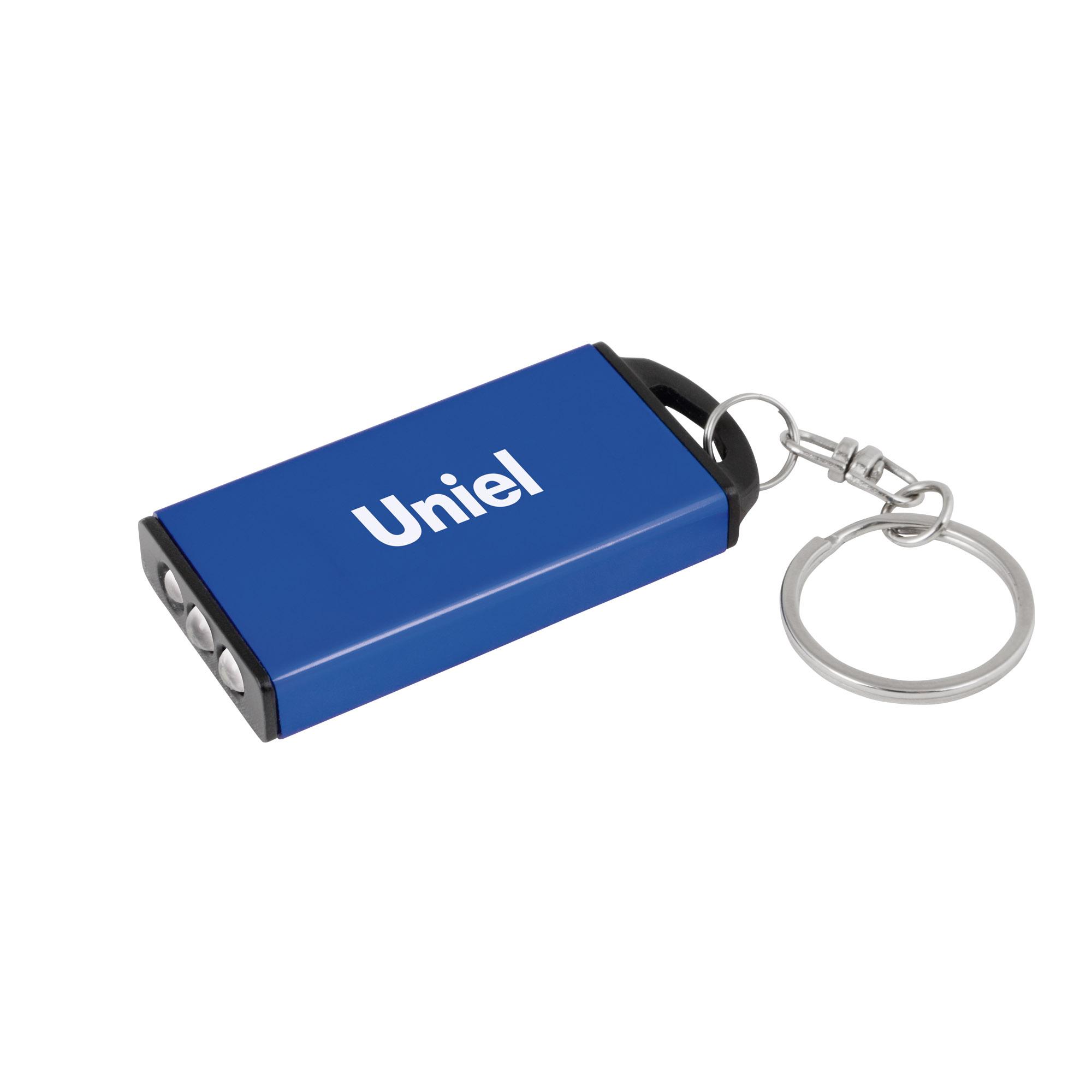 Фонарь Uniel S-kl017-c blue
