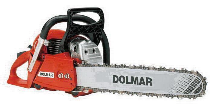 Бензопила Dolmar Ps-6400 hs