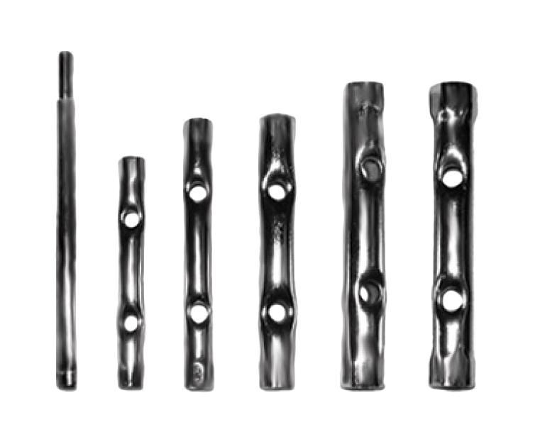 Набор трубчатых  ключей, 10 шт. Fit 63740