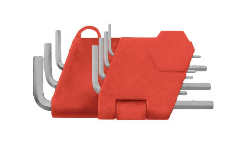 Набор торцевых шестигранных ключей в держателе, 7 шт. Fit 64160