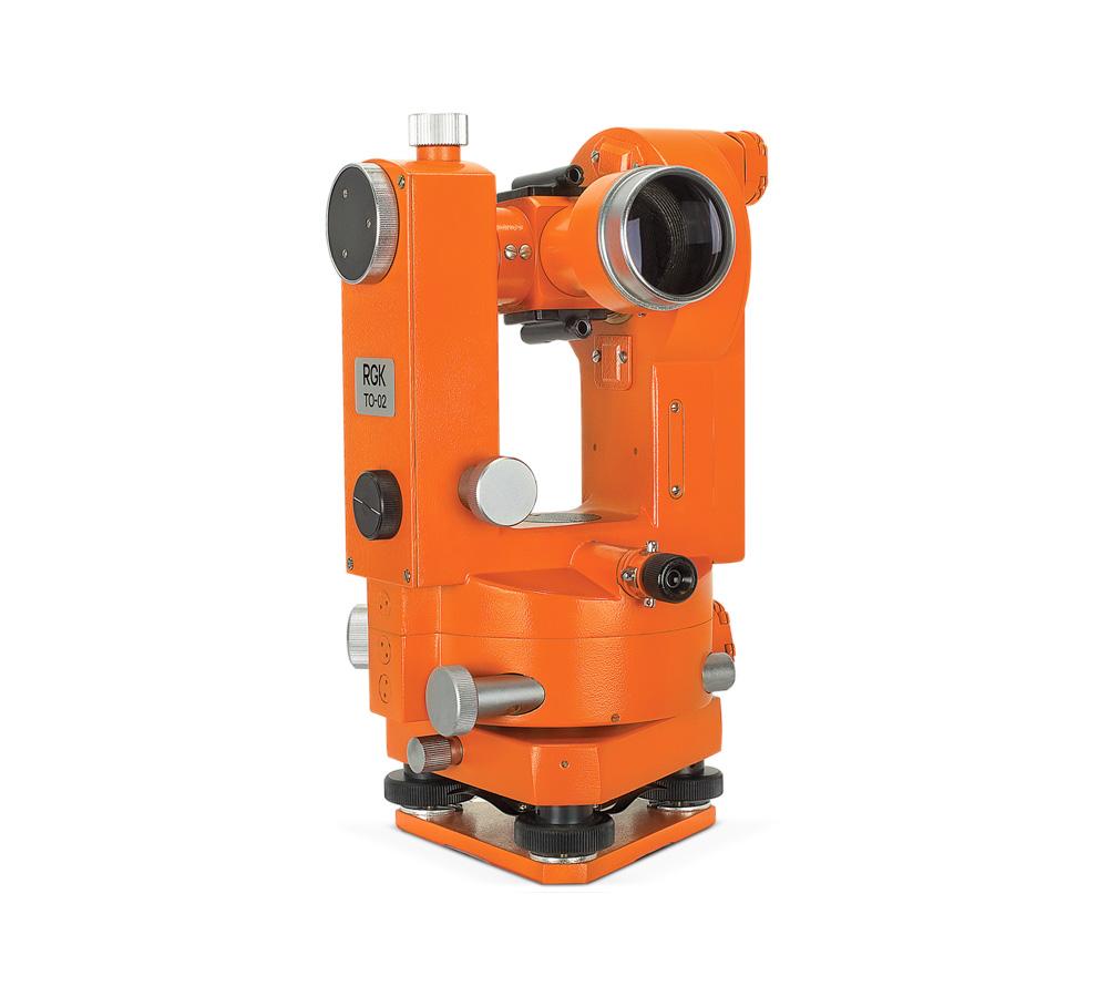 Теодолит оптический Rgk To-02
