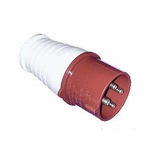 Вилка кабельная Iek 24 3p+pe
