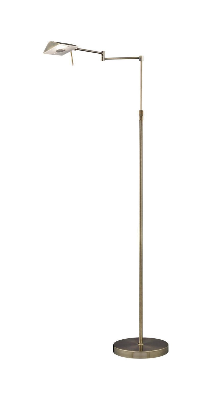 Торшер Arte lamp A5665pn-1ab