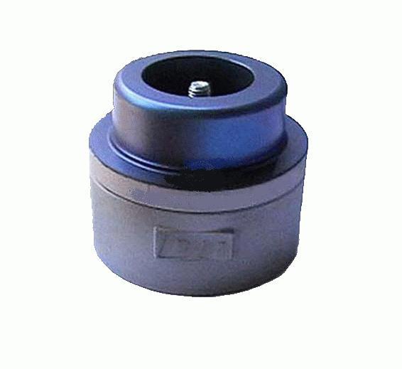 Насадка парная для аппарата для сварки труб, 75 мм. Dytron 02334
