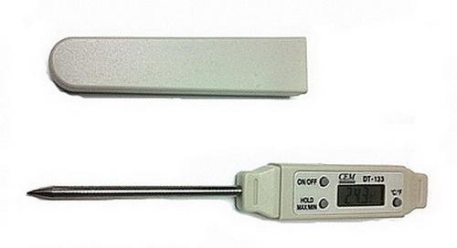 Термометр Cem Dt-133 мини