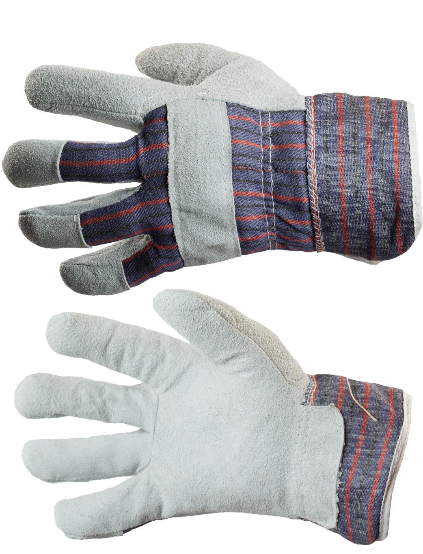 Перчатки спилковые Newton Per30 Ангара