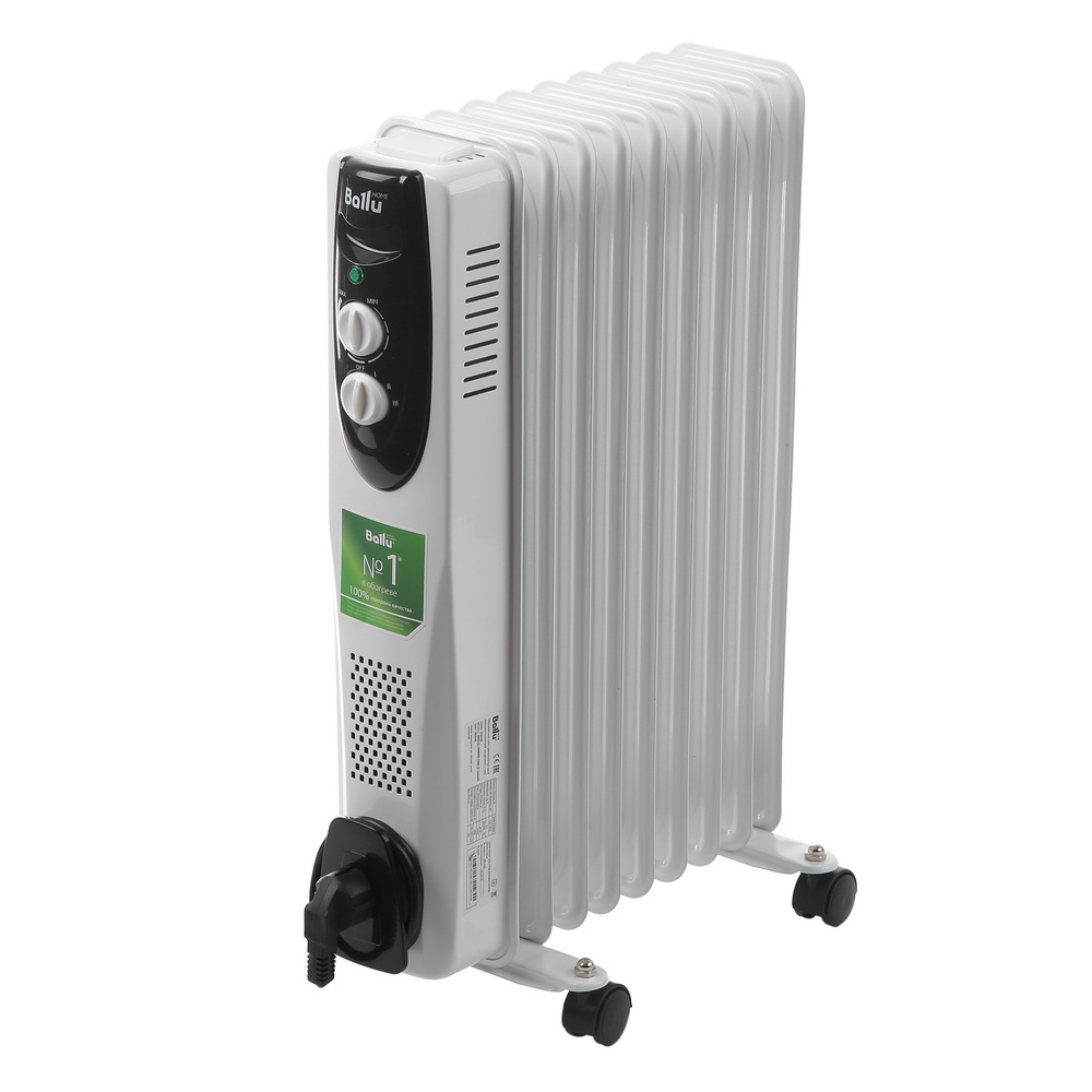 Масляный радиатор Ballu Boh/cl-09wrn 2000