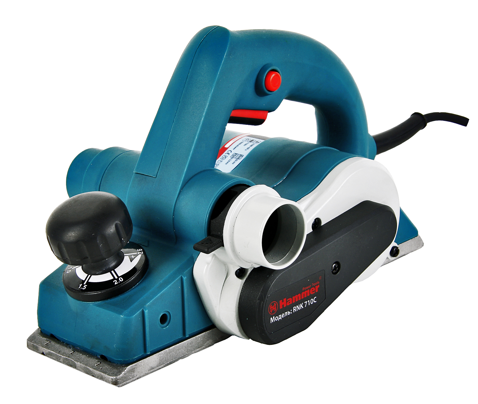 Рубанок Hammer Rnk710c premium