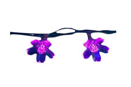 Гирлянда Uniel Uld-s0700-050/dta pink ip20 pink sakura