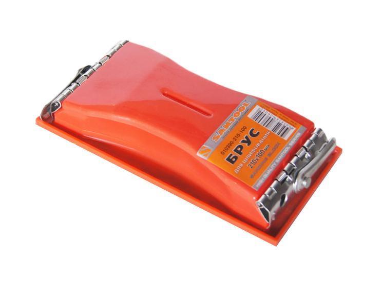 Брусок шлифовальный Santool 010390-210-100