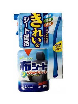 Очиститель Soft99 2080