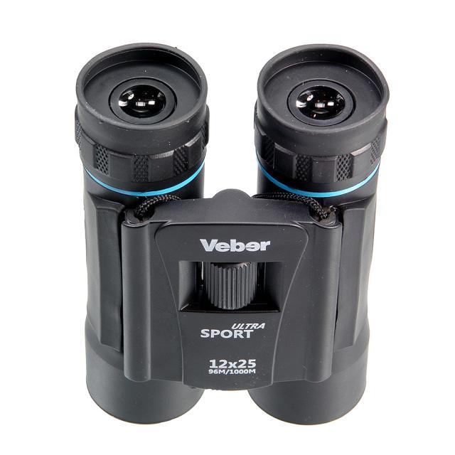Бинокль Veber Ultra sport БН 10*25