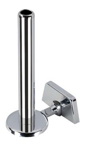 Держатель для туалетной бумаги Geesa Standard hotel 5126
