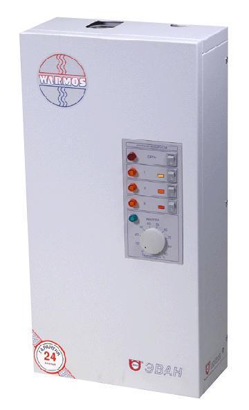 Электрический котел ЭВАН Warmos-m-7,5/220В