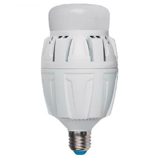 Фото. Лампа светодиодная Uniel Led-m88-70w/nw/e27/fr alv01wh картон 20шт