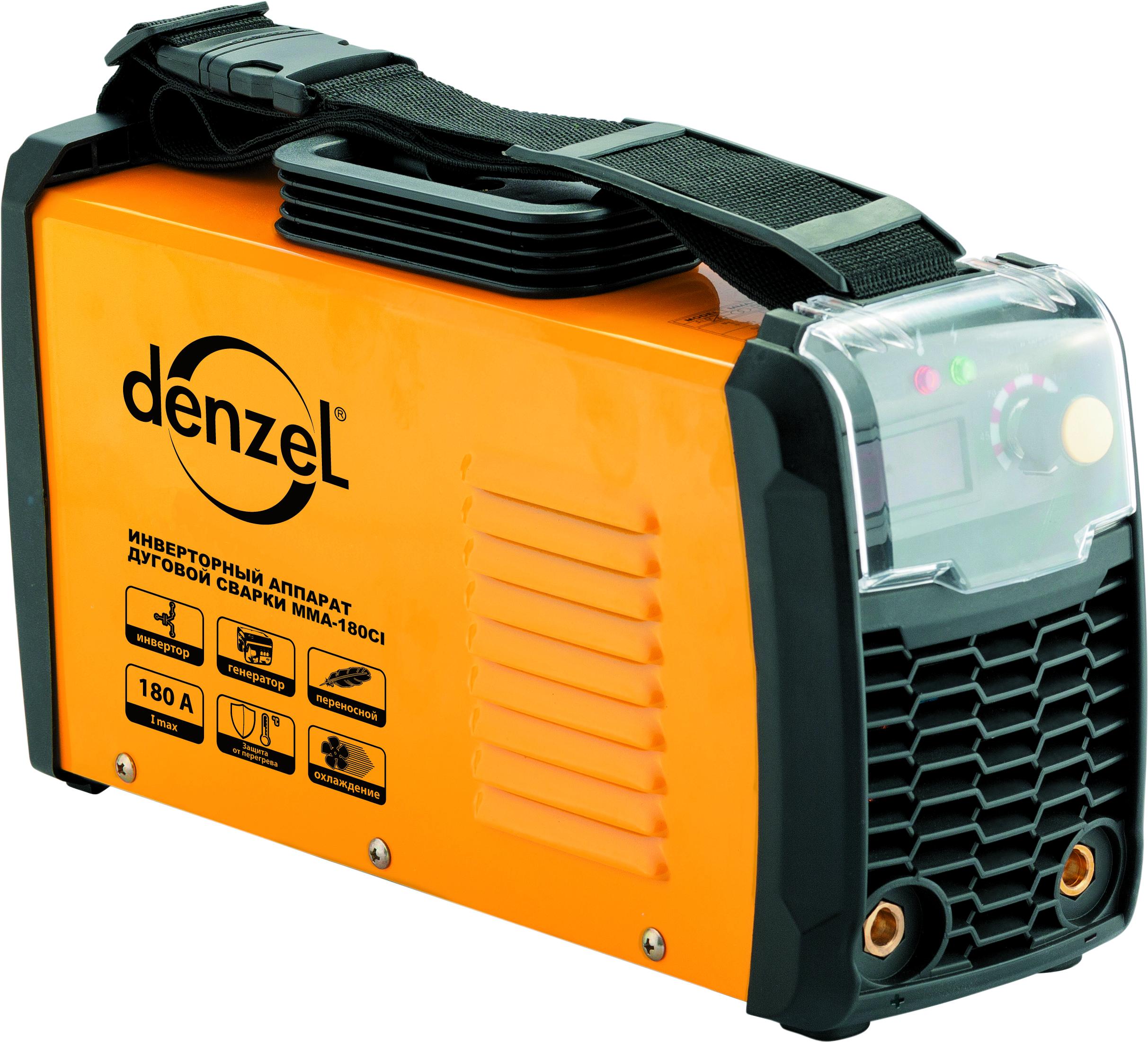 Сварочный аппарат Denzel ММА-180ci