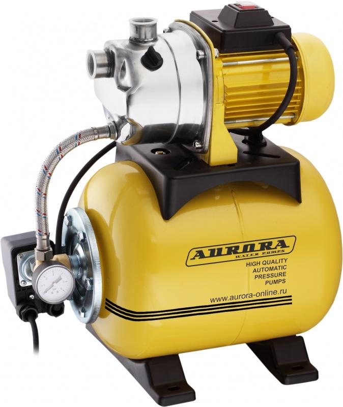 Насосная станция Aurora Agp 600-20 inox