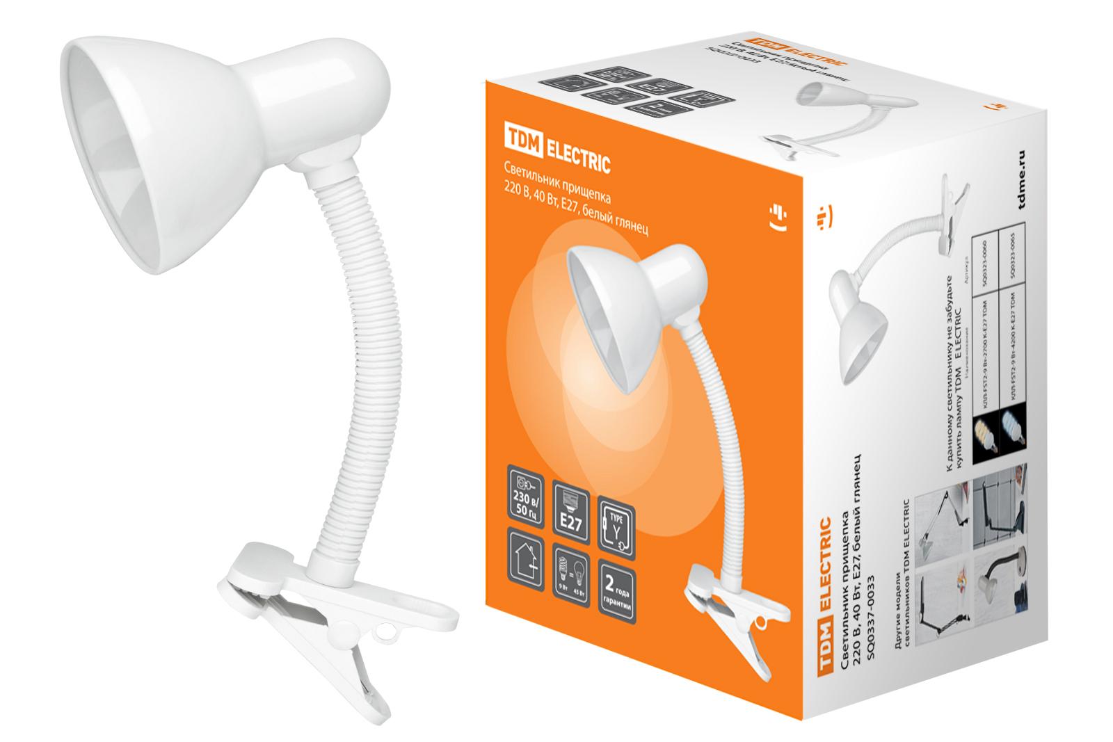 Лампа настольная ТДМ Sq0337-0033