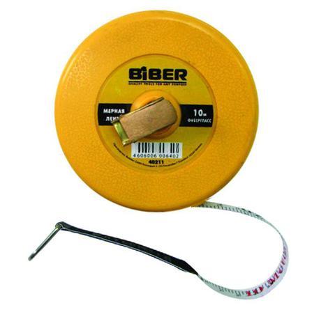 Лента мерная Biber 40211