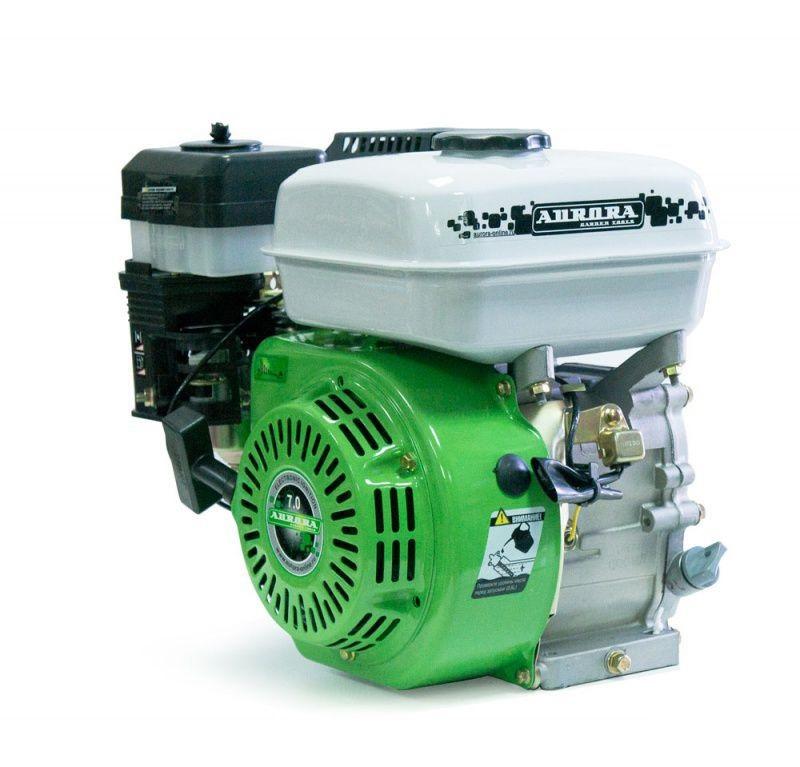 Двигатель Aurora АЕ-7 / Р