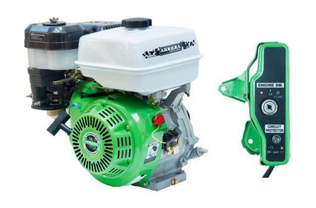 Двигатель Aurora АЕ-7d / Р