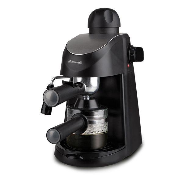 Кофеварка Maxwell Mw-1655(bk)