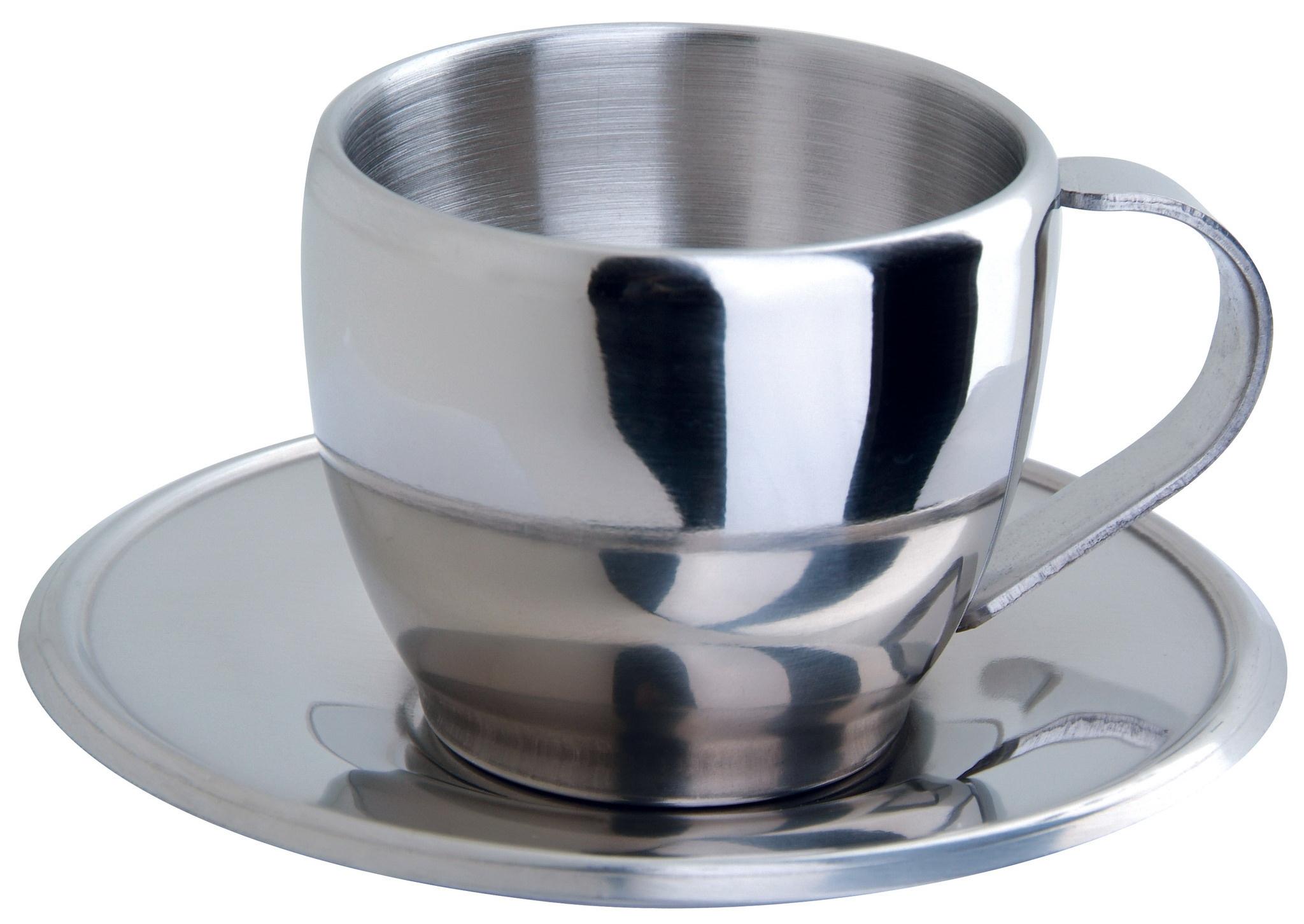 Чашка Regent inox 93-tp13