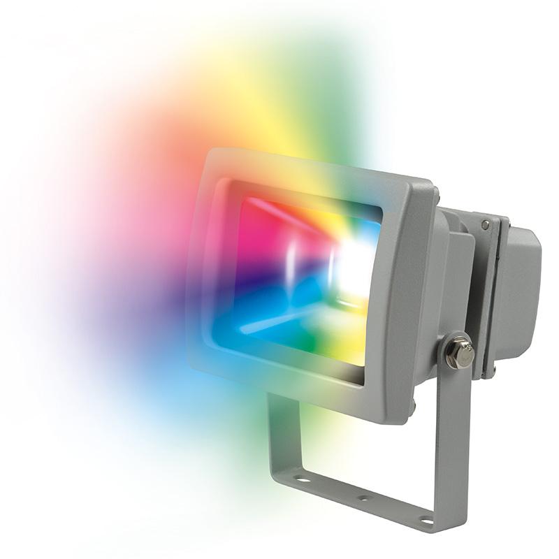 Прожектор светодиодный Uniel Ulf-s01-10w/rgb