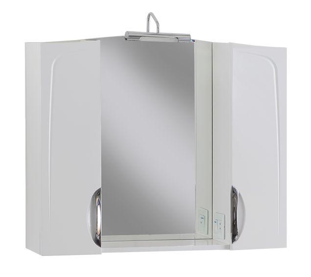 Зеркальный шкаф Aqualife design Иматра 90