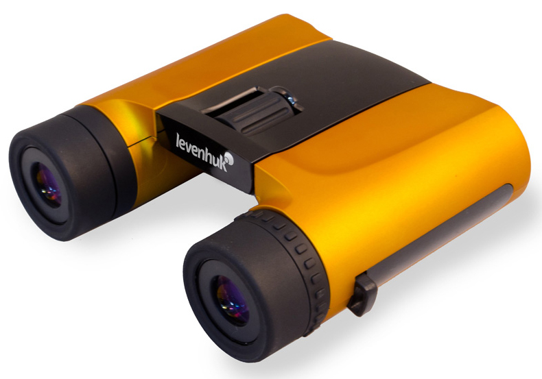 Бинокль Levenhuk Rainbow 8x25 sunny orange