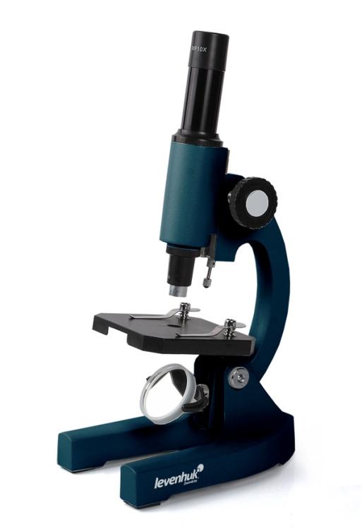 Микроскоп Levenhuk 2s ng