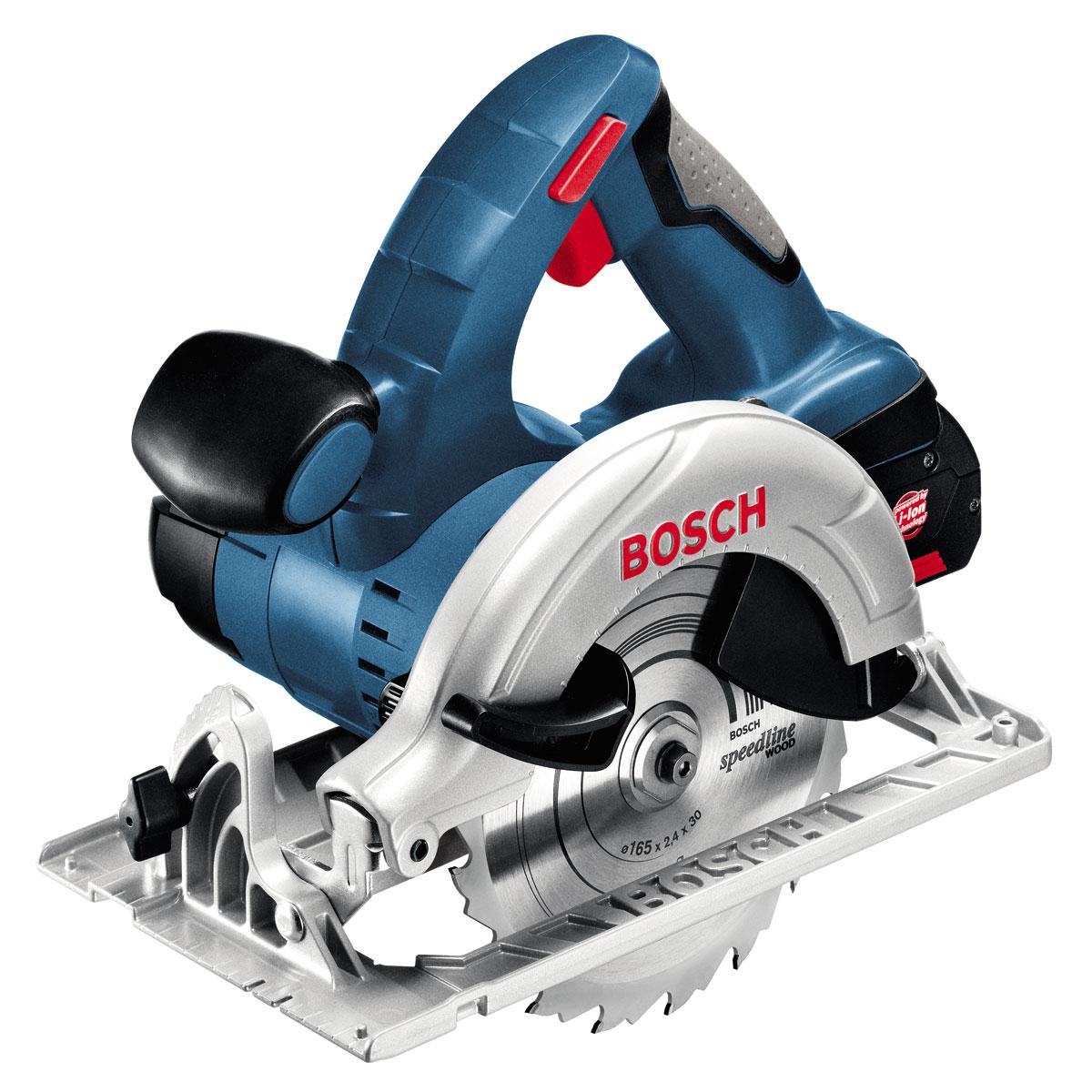Пила циркулярная Bosch Gks 18 v-li