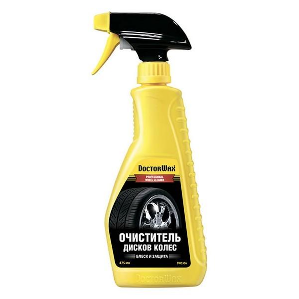 Очиститель Doctor wax Dw5355
