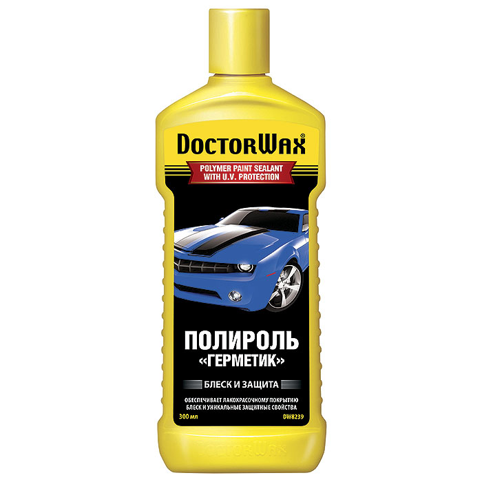 Полироль Doctor wax Dw8239