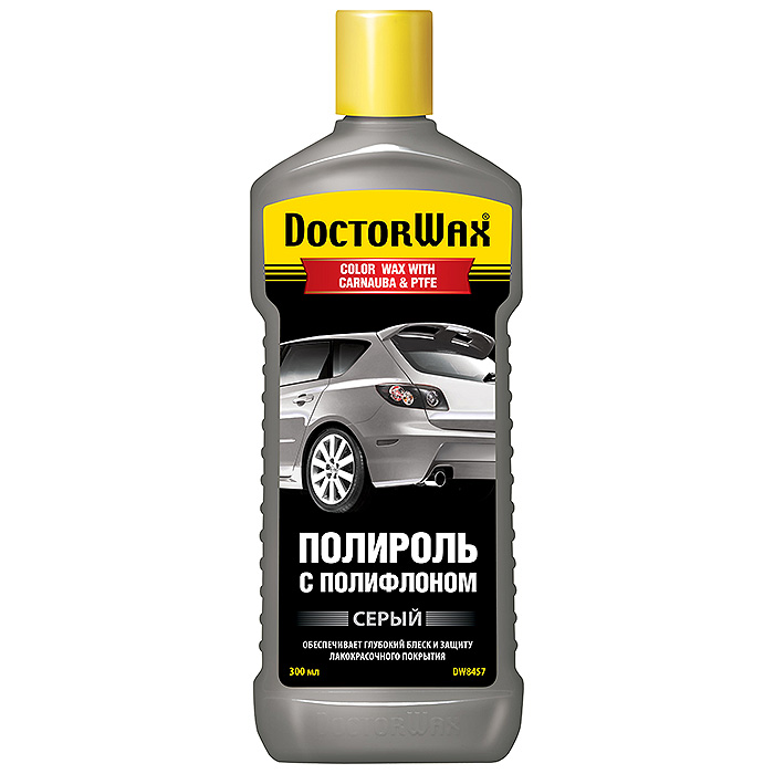 Полироль Doctor wax Dw8457