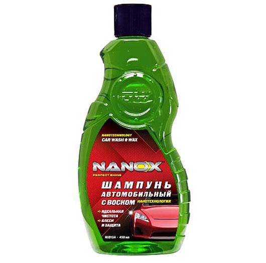 Автошампунь Nanox Nx8134