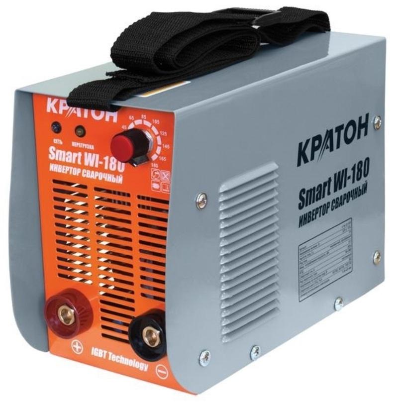 Сварочный аппарат КРАТОН Smart wi-180