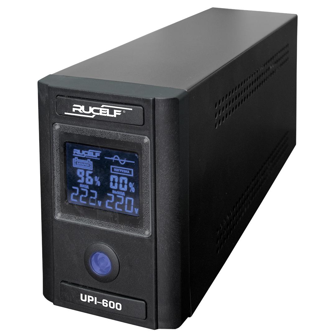 ИБП Rucelf Upi-600-12-el