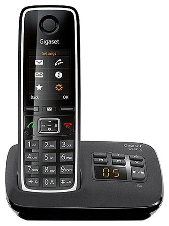 Радиотелефон Gigaset C530a от 220 Вольт